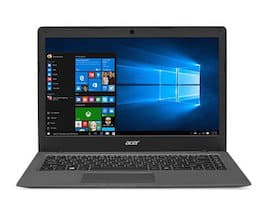 Acer Aspire One Cloudbook 14 Front Shot
