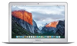 Apple MacBook Air 13.3 Front Shot