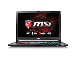 MSI GS73VR Stealth Pro 4K - Best laptops with Nvidia's GTX 1000 series GPU