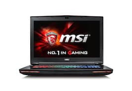 MSI GT72VR Dominator Pro - Best laptops with Nvidia's GTX 1000 series GPU