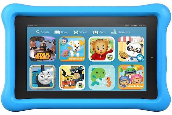 Amazon Fire Kids Edition - Best Laptop/Tablet for Kids