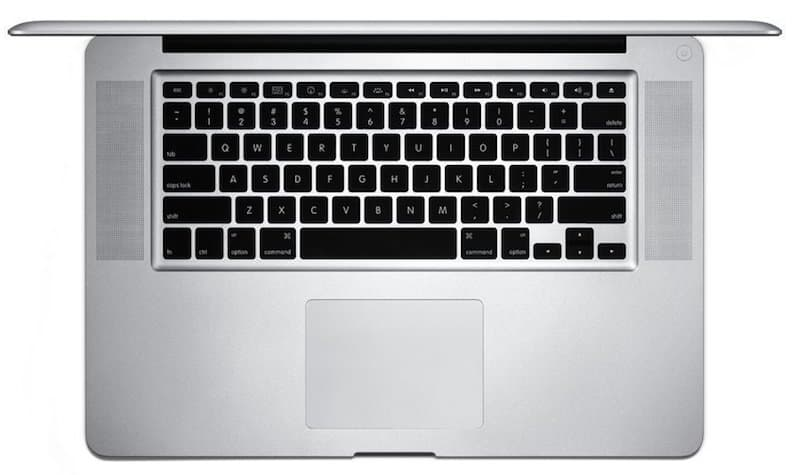 Apple MacBook Pro Keyboard - Best Laptop For Photography