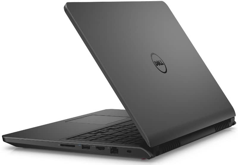Dell Inspiron i7559 Lid Shot - Best i7 Laptop