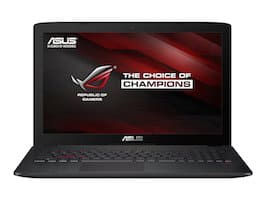 Asus RoG GL552VW Front Shot - Best Laptop for DJing