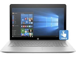 HP Envy 17t Touch Laptop - Best Laptop for Web Developers