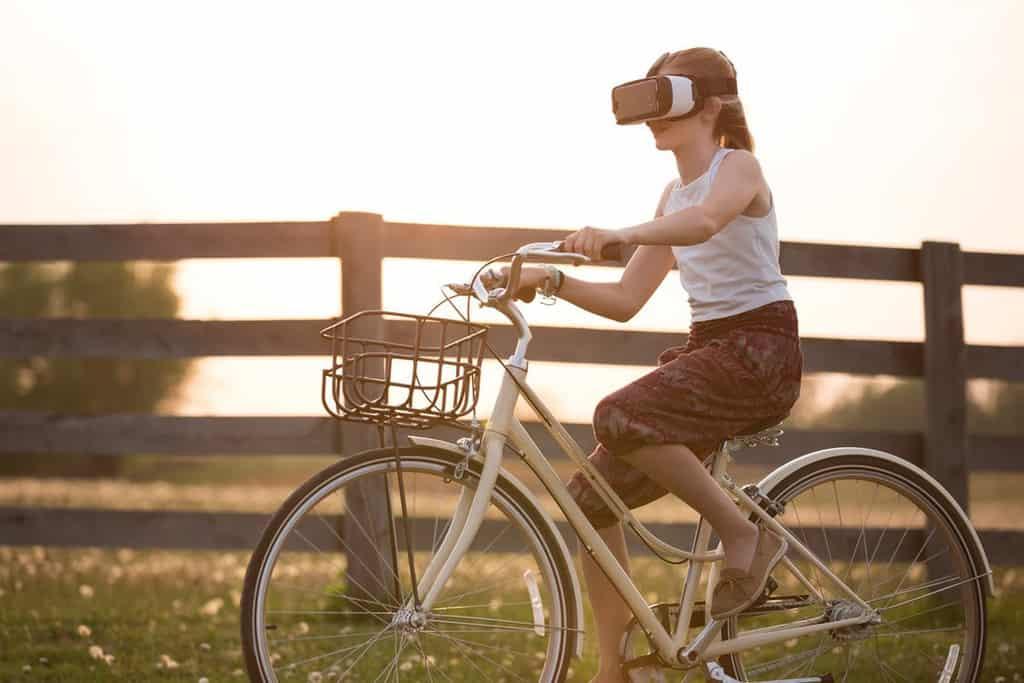 VR Bike