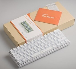 LinDon Tech Wireless Mechanical Keyboard