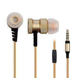SADES SA608 Stereo Earphone Earbuds Earpods In-ear Headphones with Microphone