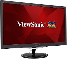 """ViewSonic VX2257-MHD 22"""" 2ms 1080p FreeSync Gaming Monitor"""