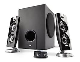 Cyber Acoustics CA-3602FFP 2.1 Speakers