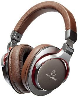 Audio-Technica ATH-MSR7GM SonicPro Over-Ear High-Resolution Audio Headphones