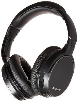 Ausdom M06 Lightweight Stereo Wired Wireless Bluetooth EDR Over Ear Headphones