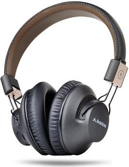 Avantree Wireless Bluetooth Over Ear Headphones with Mic