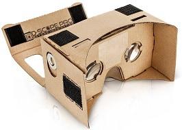 D-scope Pro Google Cardboard Kit
