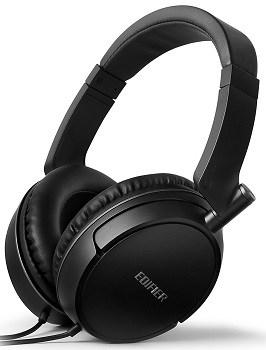 Edifier P841 Comfortable Noise Isolating Over-Ear Headphones