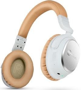 Naztech i9BT Over-Ear Active Noise Cancelling Headphones