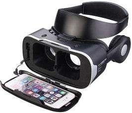 Hizek VR Headset