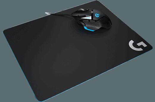 Clean a PC mousepad