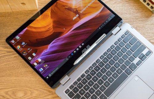 asus two in one laptop under 500