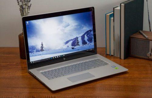 hp envy 17t best beginner touchscreen laptop