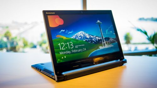 top rated 2 in 1 laptop under 500