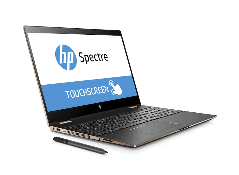 Best Laptop to Tablets - HP Spectre - Best Overall (if Price Is No Worry)