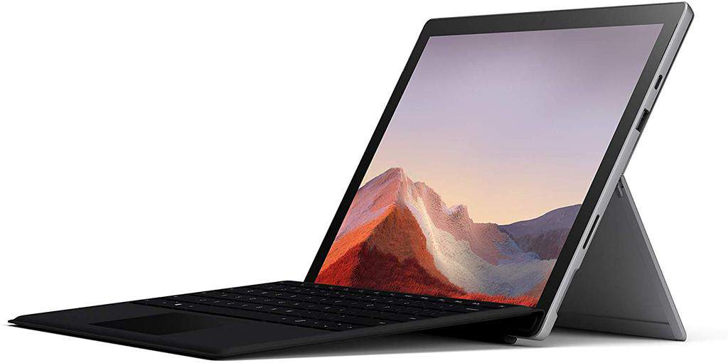 Best Laptop to Tablets - Surface Pro 7 - Best Detachable