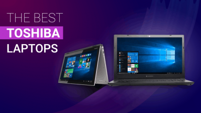 Best Toshiba Laptops you can buy in 2021