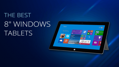 Best 8-inch Windows Tablets in 2021
