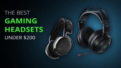 Best Gaming Headsets under $200 in 2021