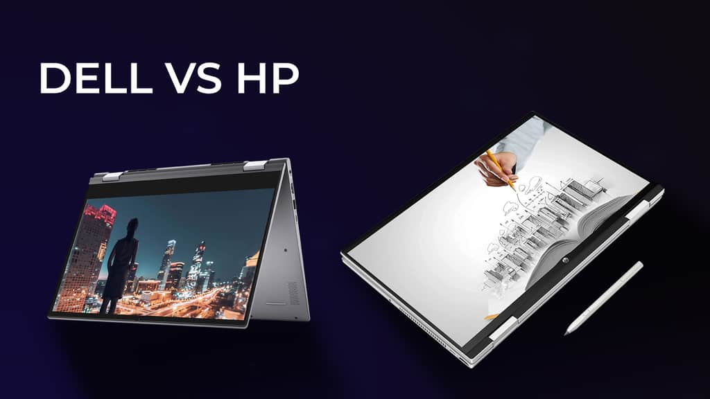 Dell vs. HP Laptops: Their Strengths and Weaknesses
